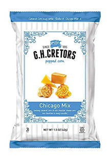 G.H. CRETORS POPCORN - CHICAGO MIX - 24X42G