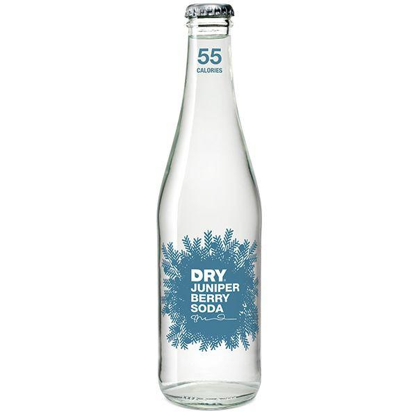 DRY SPARKLING SODA BERRIES OF GENIEVRE 355 ML