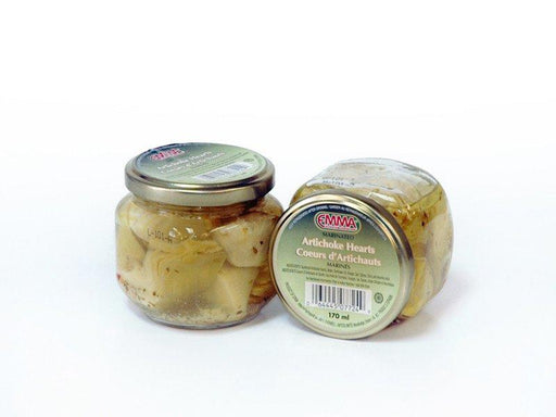 EMMA ARTICHOKE HEARTS MARINATED 170 ML