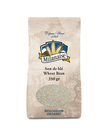 MILANAISE WHEAT BRAN 500G