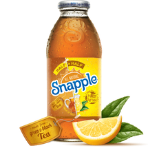 SNAPPLE ICED TEA LEMONADE 473 ML