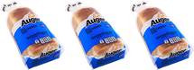 AUGER WHITE BREAD, 3 X 675G