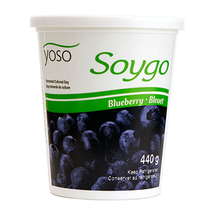 YOSO SOYA YOGURT BLUEBERRY 440G