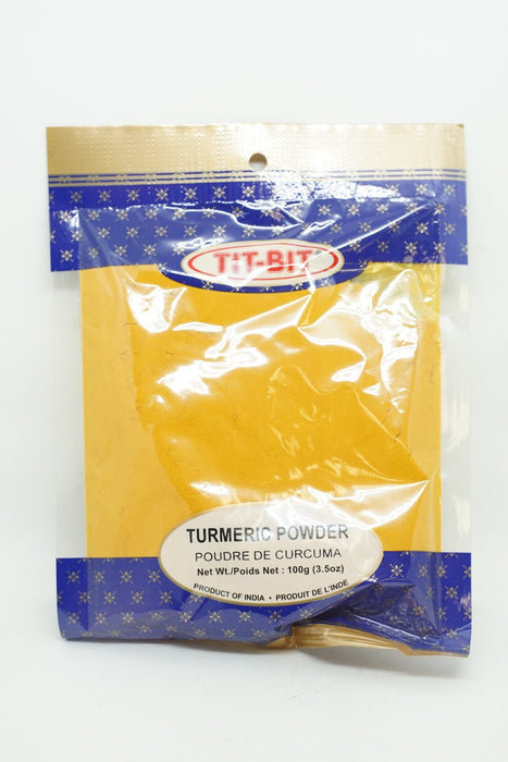 TIT-BIT POWDER OF TURMERIC 100 G