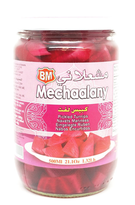 MECHAALANY TURNIPS MARINATED 500 ML