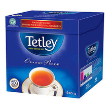 TETLEY TEA ORANGE PEKOE, PACK OF 300