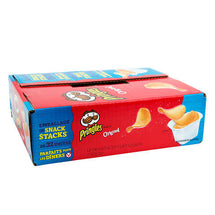 PRINGLES, SNACK STACKS CHIPS, ORIGINAL 32 X 19G
