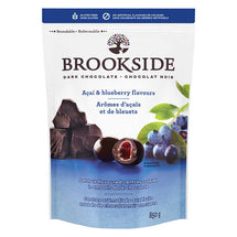 BROOKSIDE DARK CHOCOLATE ACAI & BLUEBERRY, 850G
