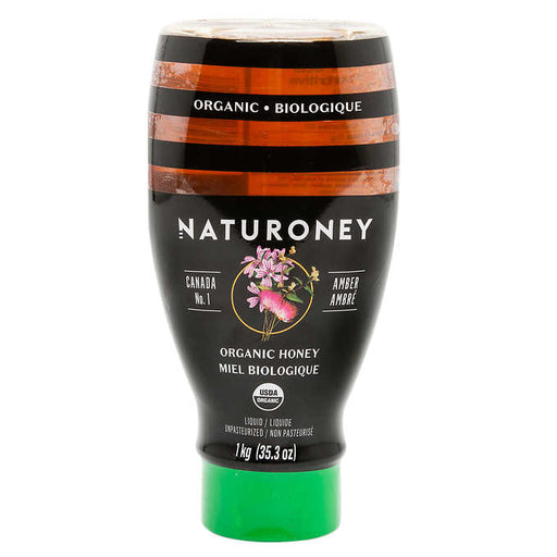 NATURONEY ORGANIC HONEY, 1KG