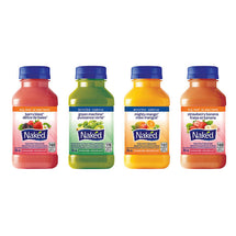 NAKED JUICE SMOOTHIE VARIETY, 12 X 296ML