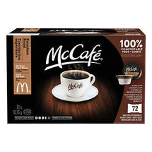 MCCAFE PREMIUM ROAST COFFEE K-CUP PODS, PACK OF 72