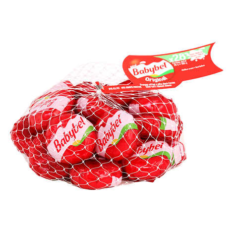 MINI BABYBEL ORIGINAL CHEESE 28 X 20G