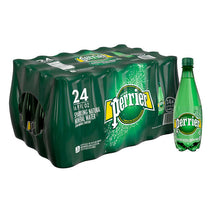 PERRIER CARBONATED MINERAL WATER, 24 X 500ML