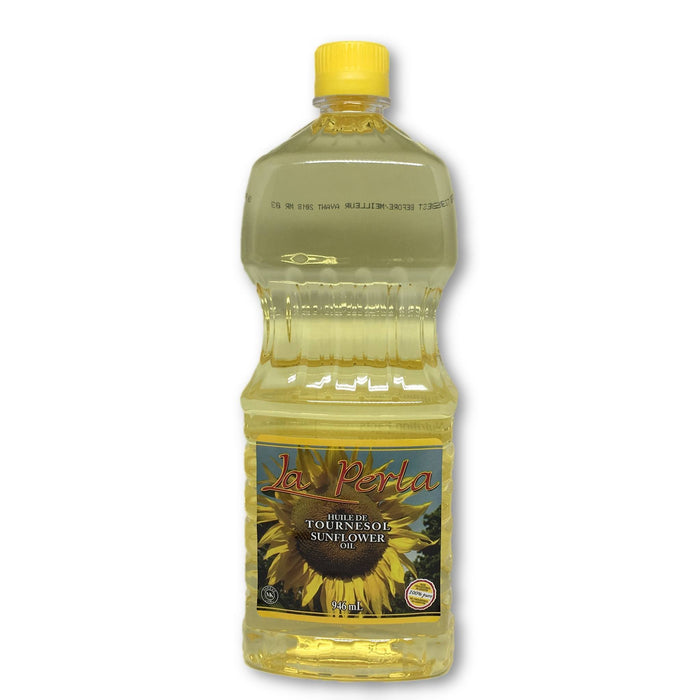 LA PERLA SUNFLOWER OIL 946 ML