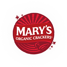 MARY'S ORGANIC CRACKERS VARIETY PACK, 524G