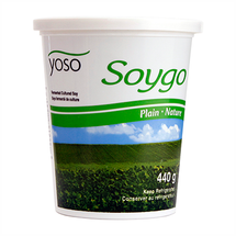 YOSO SOYA YOGURT ORIGINAL 440G