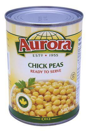 AURORA CHICKPEAS 540 ML