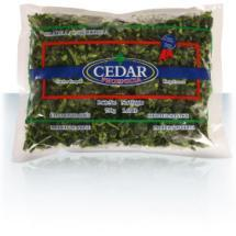 CEDAR SPINACH CHOPPED 750 G