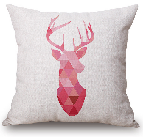 Deer Shape Pillow For Her