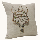 Deer Pillow - Cooper's Closet