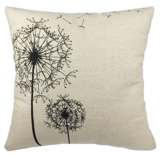 Flower Pillow - Cooper's Closet