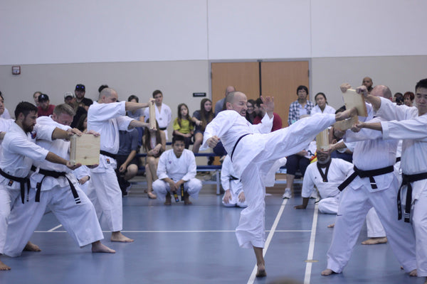 Free Taekwondo Trial Class and Free Nunchucks January 6th at 5:15