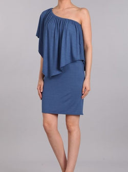 Wear It Four Ways- Double Layered Convertible Dress