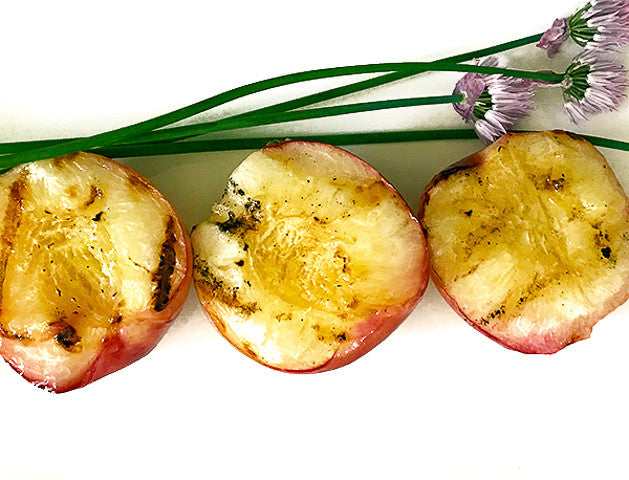 How to Grill Stone Fruits (Apricots, Nectarines, Peaches, and Plums)