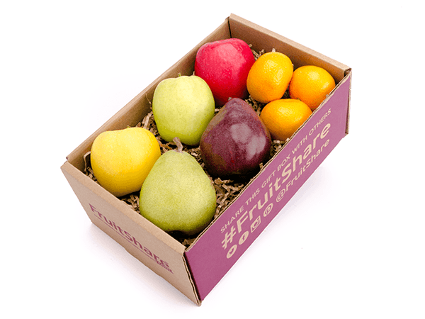 FruitShare- Farm Fresh Fruit Club - Simple six-Organic Fruit-Fall Fruit-Fruit Delivery- satsumas - opal apples