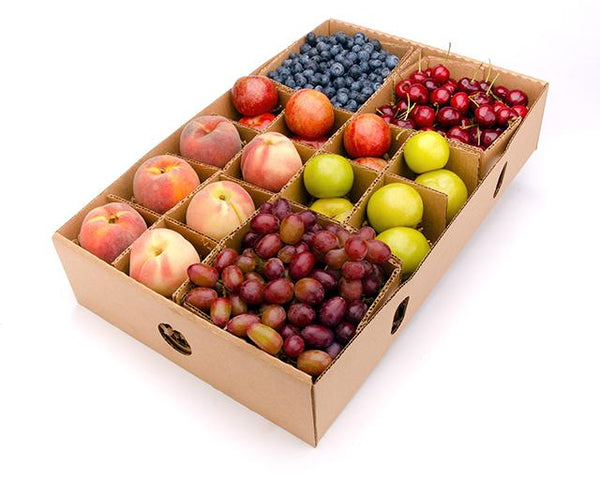 Seasonal Fruit Gifts - Farm Fresh Fruit Box - Full Share