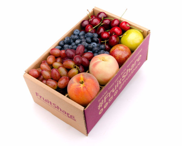 FruitShare - Simple 6 - summer organic fruit