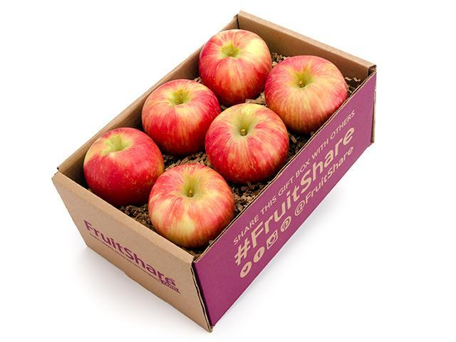 Honeycrisp apples - Fruit Gift Basket - Organic Fruit Delivery