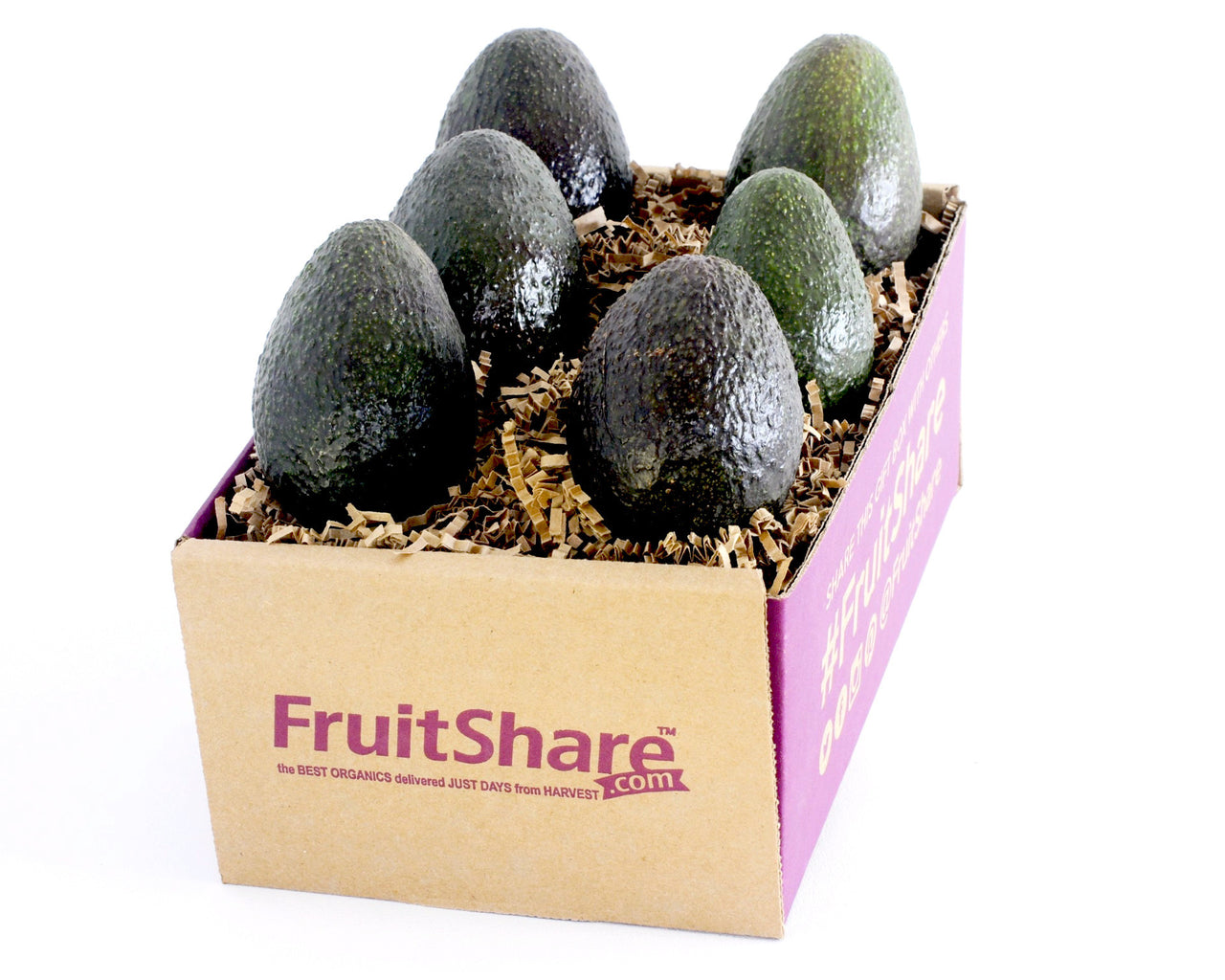 FruitShare - Seasonal Fruit Gifts - Organic Avocados - Spring Fruit