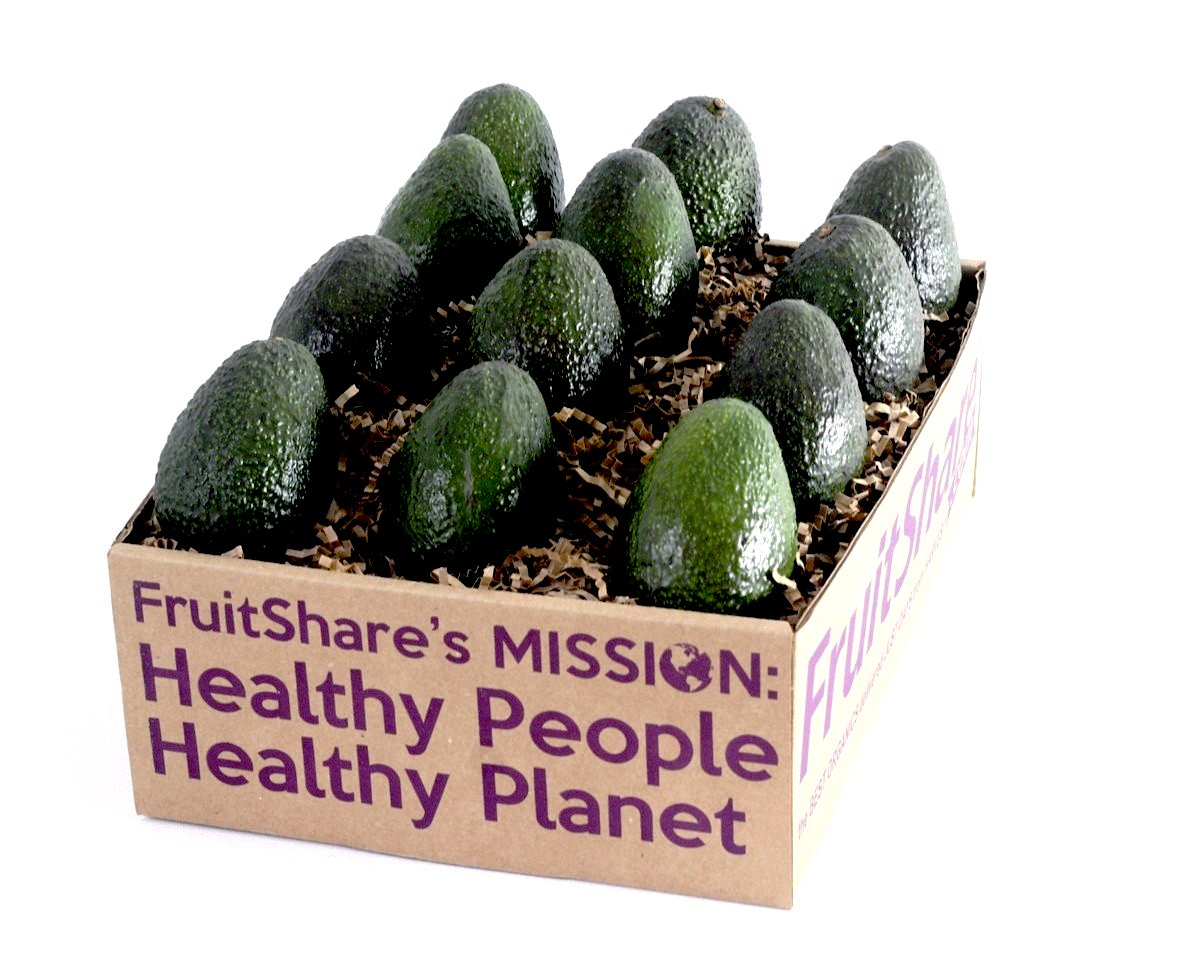 Fruitshare - Seasonal Fruit Gifts - Organic Avocados - Spring