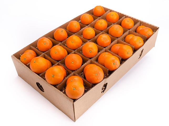 Clementines - In season fruit delivery - organic - FruitShare