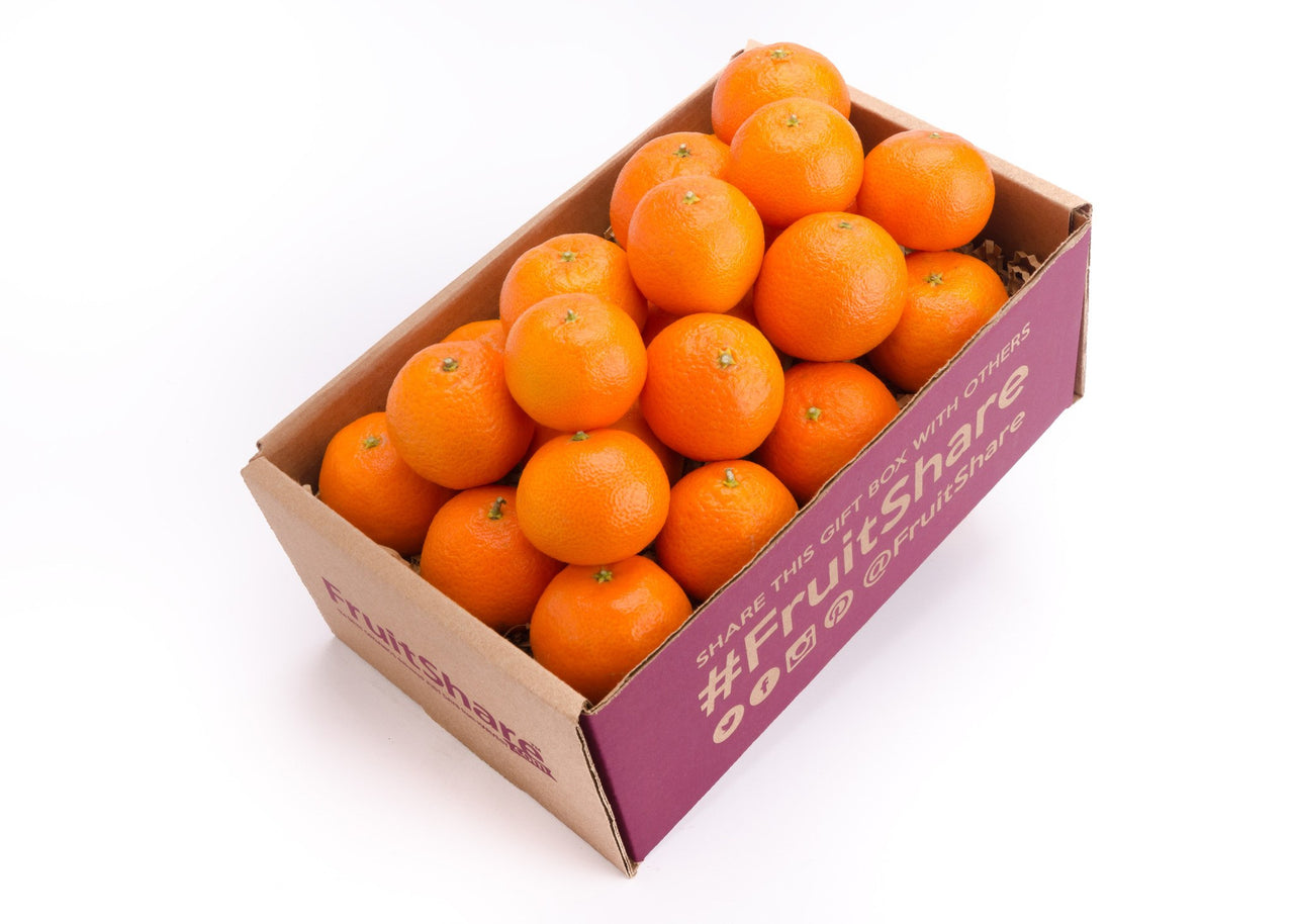 Seasonal Fruit Gifts - Organic Pixie Tangerine - Simple