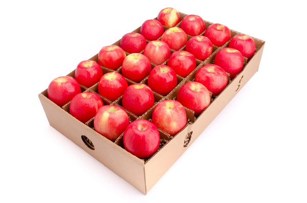 FruitShare™ seasonal fruit gift - organic fruit - 24 pink lady apple