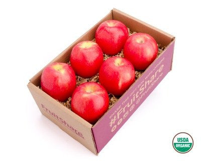 Seasonal Fruit Gifts - Organic Fuji Apple - Simple