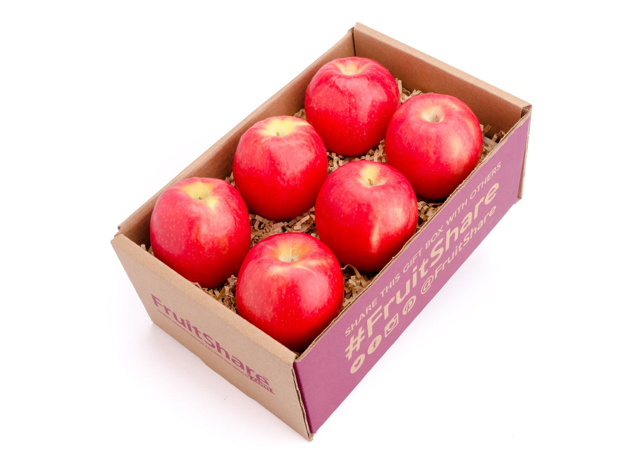 Seasonal Fruit Gifts - Organic Pink Lady Apple - 6 ct