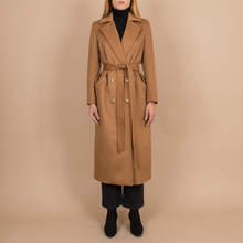Diana coat in Camel