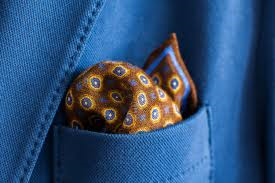 puff fold pocket square personality