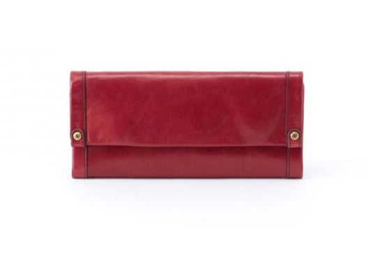 Hobo Fable Logan Berry Wallet
