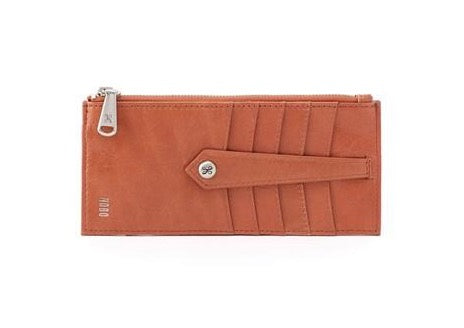 Hobo Linn Wallet in Dusty Coral