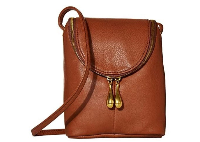 Load image into Gallery viewer, Hobo Fern Sienna  cross body bag.