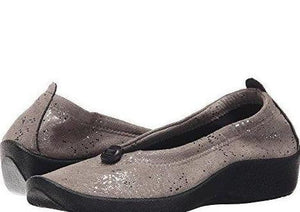 Arcopedico L14 Silver Sparkle - Shoes