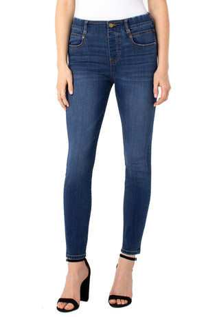 "GIA Glider Ankle Skinny 28""."