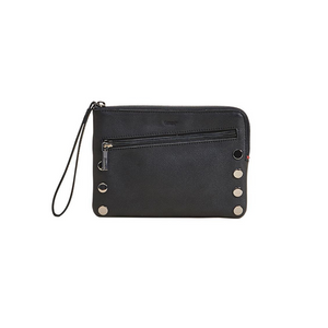 Nash 2 SML Crossbody Black with Gunmetal