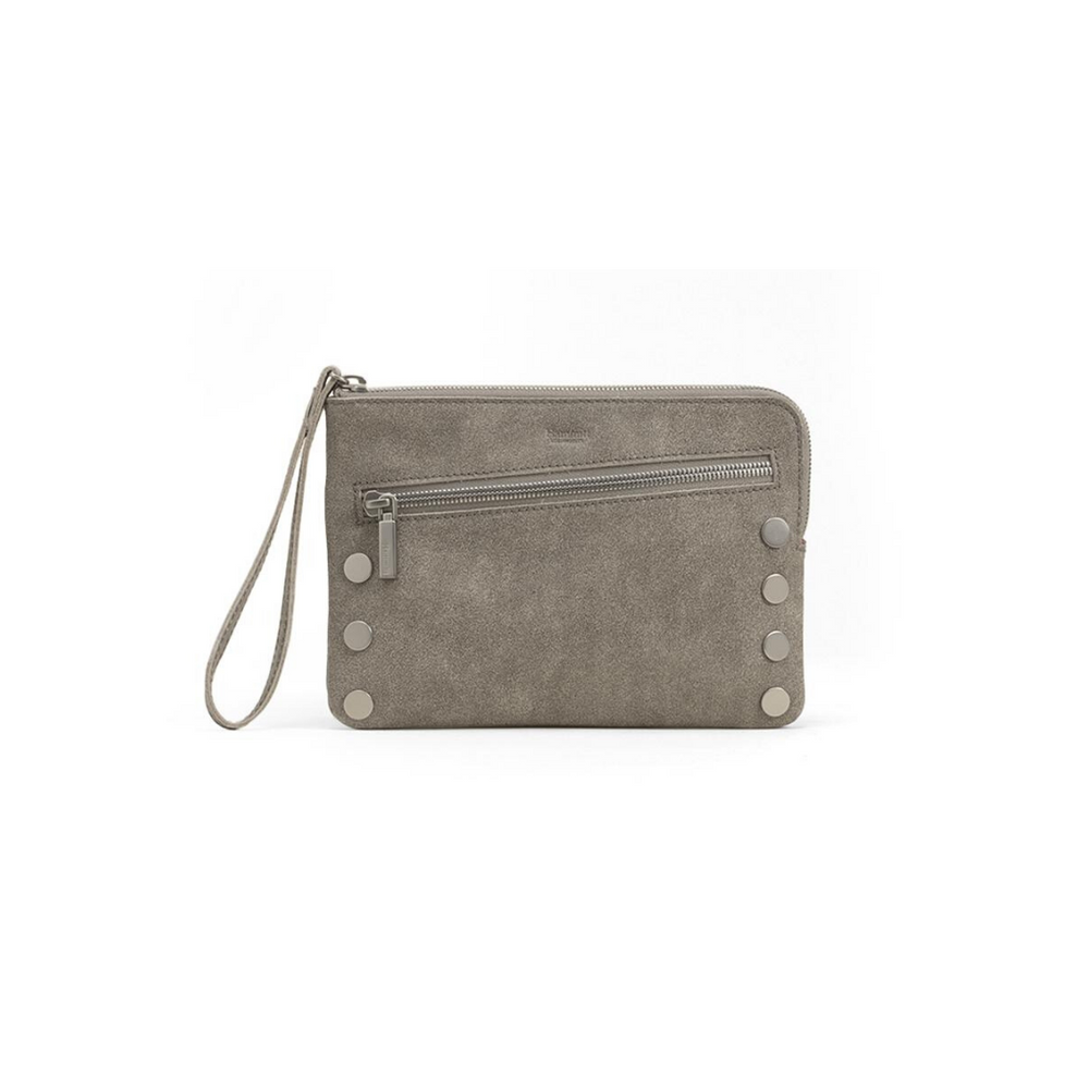 Nash 2 SML Crossbody Pewter with Silver