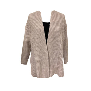 Renne C Thick Knit Cardigan