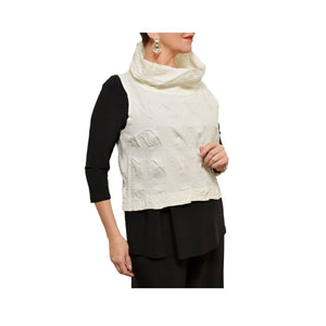 Liv by Habitat Aria Top, Winter White.